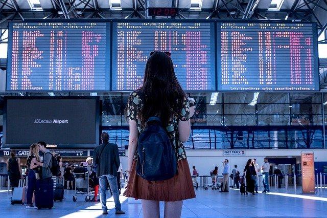 Comment changer votre destination de voyage?
